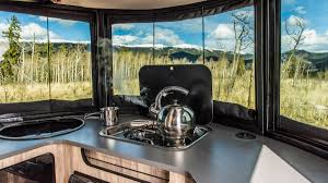 Airstream Custom Interiors Airstream Basecamp Two Person Travel Trailer Review
