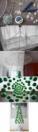 Ornament Chandelier Diy by 82 Best Christmas Home Decor Easy Diy Ideas Images On Pinterest