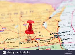 Madison Map Usa Map Puzzle One Stateone Puzzle Piece Wisconsin Madison Random