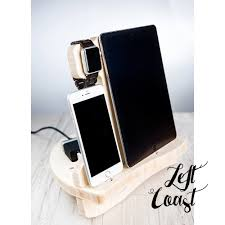 apple watch charging station dock iphone ipad stand mother