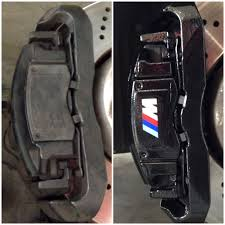 brake calipers painted bmw m5 forum and m6 forums