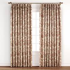Pinch Pleat Patio Panel by Stylemaster Home Products Renaissance Home Fashion Monique Pinch