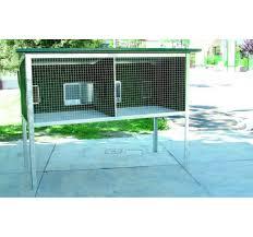 gabbie per gabbia per svezzamento lepri a 2 box venturi
