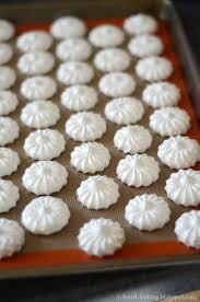 i heart baking hello kitty meringue cookies