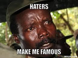 Kony Meme - kony 2012 the good the bad and the ugly world wide weber