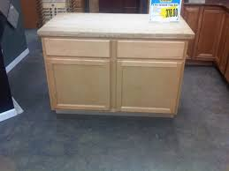simple rustic kitchen island table walnut american style furniture