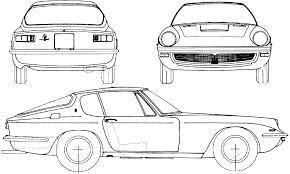 maserati mistral 1968 maserati mistral coupe blueprints free outlines