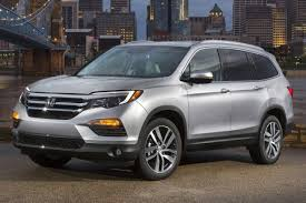 honda suv 2016 2016 honda pilot suv pricing for sale edmunds