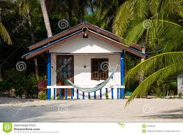 beach bungalow thailand stock photo image 43395391