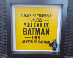 batman lego frame batman birthday card batman birthday batman