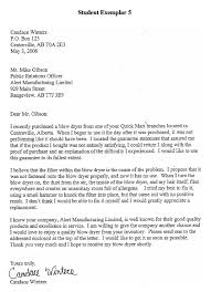 effective business letters samples the letter sample