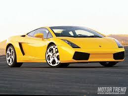 Lamborghini Gallardo Front - 2004 lamborghini gallardo
