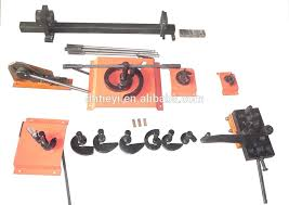 manual wrought iron machine ornamental iron crafts tools