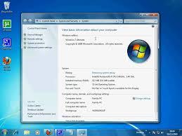 performance du bureau pour windows aero windows 7 aero enable on all versions