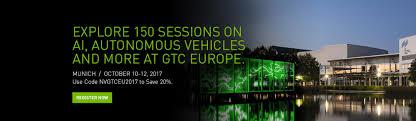 gpu technology conference 2018 1 gpu developer event