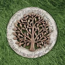family garden ideas blessings of family garden stone the catholic company