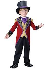 toddler ringmaster costume costumes pinterest ringmaster