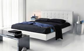 Modern Bedroom Furniture Atlanta Furniture Mirrored Contemporary Bedroom Furniture With White Bed
