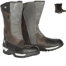 motorcycle boots spada stelvio leather motorcycle boots boots ghostbikes com