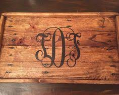 monogrammed serving trays hey i found this really awesome etsy listing at https www etsy