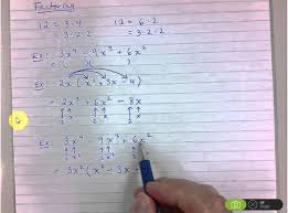 ideas of factorisation worksheets grade 9 about free download