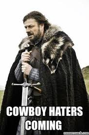 Cowboys Haters Memes - haters