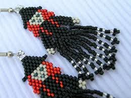 Halloween Jewelry Crafts - 203 best halloween jewelry images on pinterest seed beads