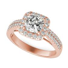 double engagement rings images Halo double band diamond engagement ring sku cu0615 jpg