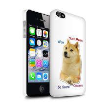 Meme Case - stuff4 gloss phone case for apple iphone 6 funny shibe doge meme