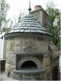 backyards beautiful outdoor fireplace with pizza oven above 104