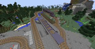 Mimecraft Maps Real Train 1 7 10 Map By Gamingdx Maps Mapping And Modding