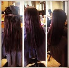 salons that do hair extensions 6 fusion hair extension maintenance tips every client needs to