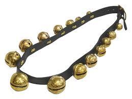 15 sleigh bell premium harness collars sleigh bells