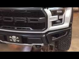 2017 ford f150 raptor oil change youtube
