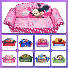 Minnie Mouse Flip Sofa by Kids Sofa Bed Ebay