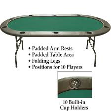 Texas Holdem Table by New Lightweight Version Texas Holdem Poker Table 2974 Folding