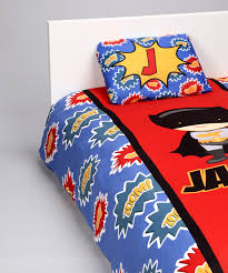 Batman Double Duvet Cover Superhero Duvet Cover Set Personalized Youcustomizeit