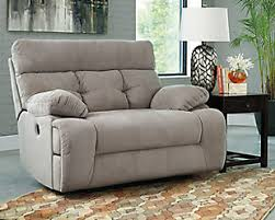 oversized recliner great htl leather reclining loveseat with