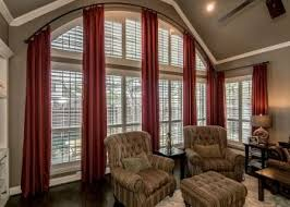 Best Victorian Room Drapery Images On Pinterest Bay Window - Family room drapes