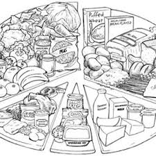 100 ideas coloring pages food www emergingartspdx