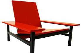 chaise rietveld benoit lienart revisite la chaise de rietveld