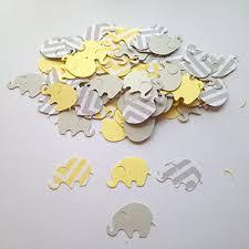 elephant decorations for baby shower 100 elephant baby shower yellow chevron elephant