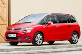 citroen c4 grand picasso 2014 car review honest john