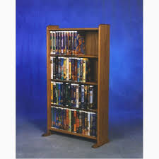 Vhs Storage Cabinet Model 407 Vhs Dvd Storage Rack