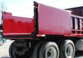 Used Dump Truck Beds Cottrell Truck U0026 Equipment