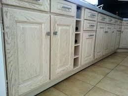 cuisine blanc cérusé cuisine bois ceruse armoires de cuisine elysee 22 colombes armoires