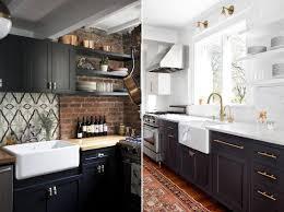 tendance cuisine tendance décoration 2017 les cuisines noires volent la vedette