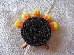 thanksgiving oreo turkey cookies recipe gobble gobble oreo turkeys cookies and cups