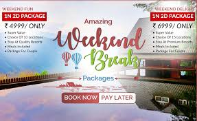 book now pay later for your weekend pacakges tripoffbeat