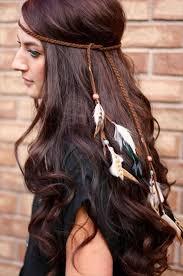feather headband 25 diy feather jewelry design diy to make